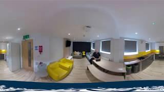 Cardiff Metropolitan University - Accommodation at Cyncoed Campus - 360 Video
