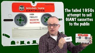 RetroTech:  RCA Victor Tape Cartridge - A trailblazing failure