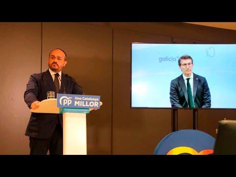 Acto de Campaña con Alejandro Fernández y Alberto Núñez Feijóo