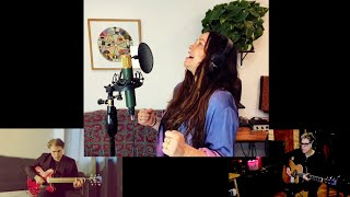 Alanis Morissette Performs 'Smiling' from the 'Jagged Little Pill' Musical