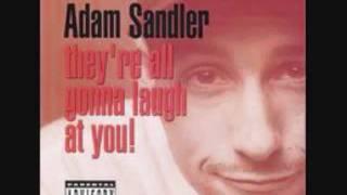 Adam Sandler  The Thanksgiving Song