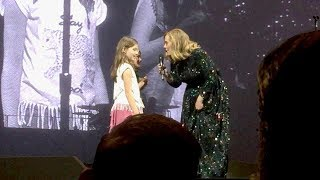 When Singers Invite Kids To Stage ❤️️ Adele, Miley Cyrus, Jay Z ... HD