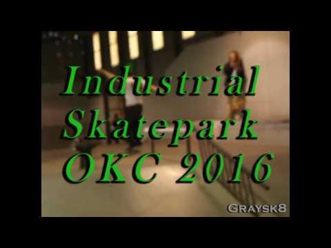Industrial Skatepark OKC 2016
