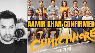 AAMIR KHAN IN CHHICHHORE AS PROFESSOR RELEASING 30 AUGUST 2019 | CONFIRMED