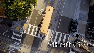 San Francisco by Drone in 4K