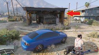 GTA 5 - Khám Phá Bí Ẩn #1 - Truy Tìm Sát Thủ Giết 8 Người Trong GTA V