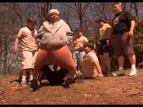 Heavyweights Situp scene