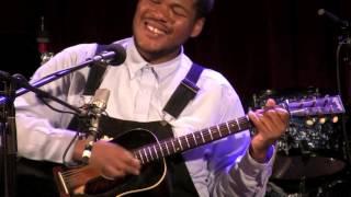 "Jerron ""Blind Boy"" Paxton BFF 2013 catfish blues"