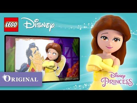 Beauty and the Beast Retelling - LEGO Disney Princess