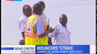 Guards at Likoni crossing channel threaten to down their tools over unpaid dues