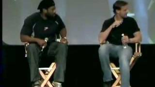Christopher Judge & Michael Shanks SG-1 Con 2005
