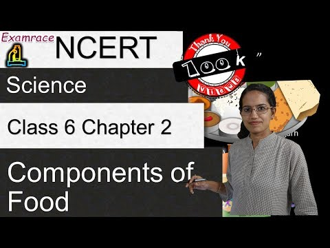 Download Ncert Solutions Class 6 Science Ch 2 Components Of