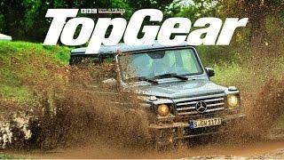 Mercedes G 500 - kuracja odmładzająca | TEST | TopGear Polska