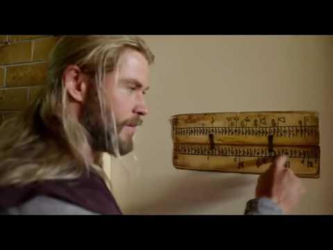 Трейлер фильма «Тор-3: Рагнарек»