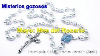 Rosario en comunidad: Sábado 16 de mayo, 7 de la tarde