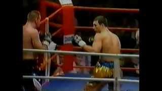 Владимир Кличко - Трой Вейда 25-01-1997
