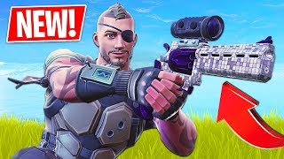 NEW Scoped Revolver & Glider Redeploy! // Pro Fortnite Player // 1900 Wins // Fortnite LIVE Gameplay