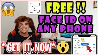 Face ID On Any iPhone ✅ Get Face ID On iPhone 5s/SE/6/6s/7/8 NO JAILBREAK Facial Recognition