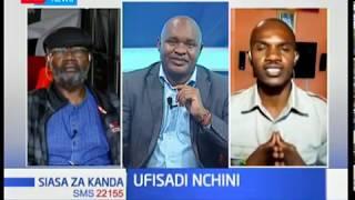 Ufisadi barani Afrika: uchambuzi wa jinsi ufisadi ulivyokithiri Kenya   Siasa za Kanda