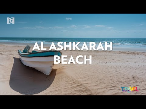 Travel Oman : Al Ashkarah Beach