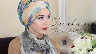 Model Turban Hijab Seru Untuk Acara Kasual Maupun Formal