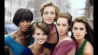 Peter Lindbergh - Linda Evangelista From Model To Supermodel