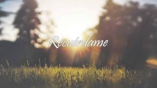 Pablo Alborán - Recuérdame [Letra High Quality Mp3]