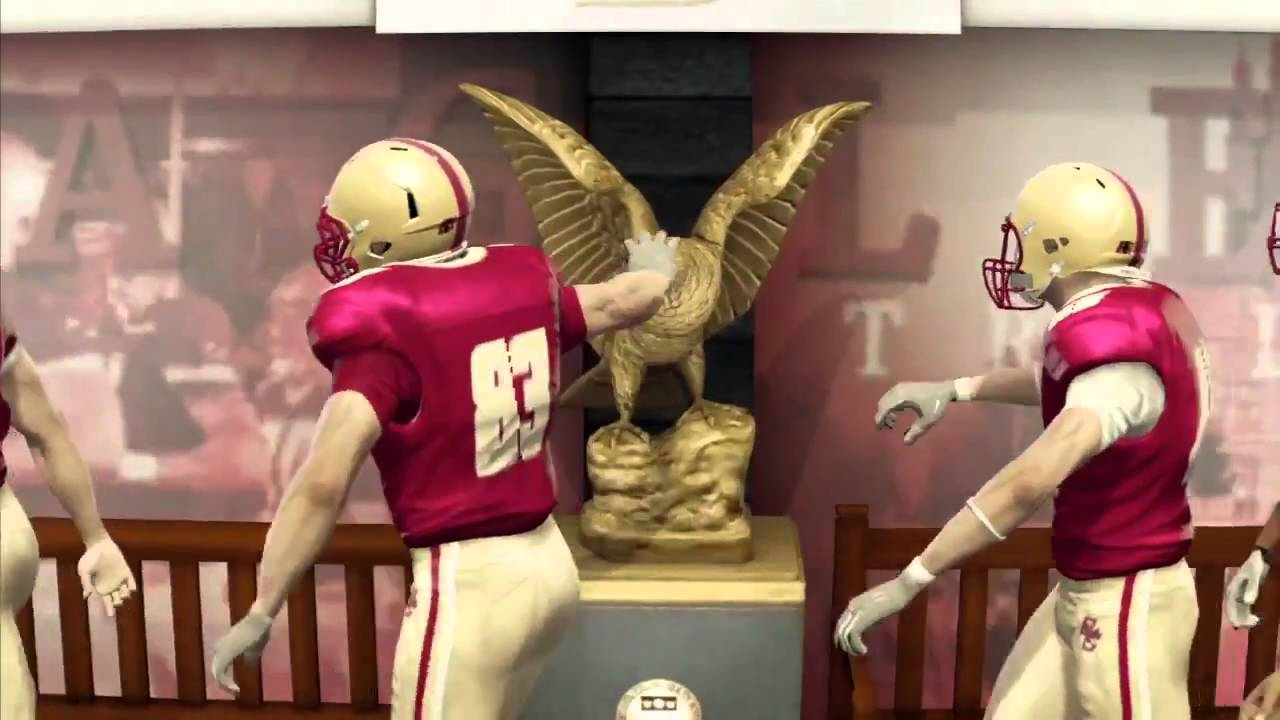 Get Your First Look At NCAA Football 12