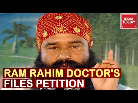 Ram Rahim's Doctor Alleges Physical Tourture In Jail, Files Petition In Punjab HC