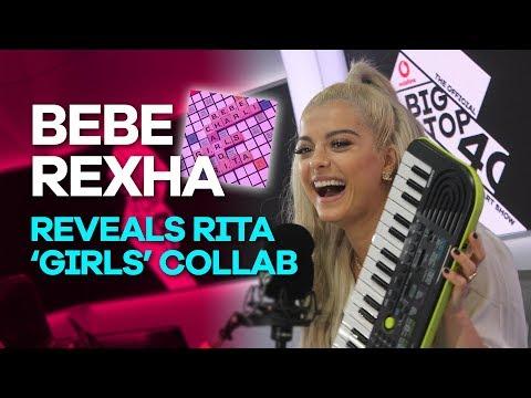 Bebe Rexha reveals Rita Ora's Girls collab with Charli XCX & Cardi B and music video mp3