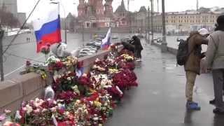 Немцов мост. 33 дня со дня гибели Бориса Ефимовича.