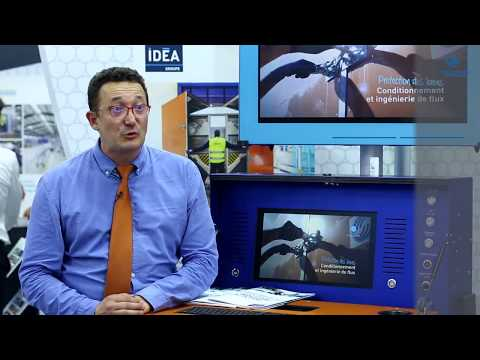 French Aerospace suppliers - Salon du bourget 2017 - IDEA