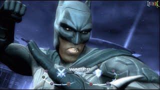 Injustice Gods Among Us Batman All Unique Clash Quotes