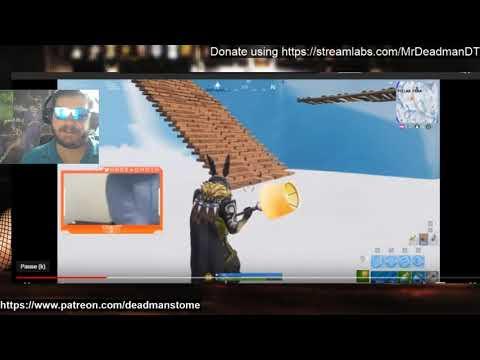 Fortnite Streamer MrDeadMoth Beats His Wife