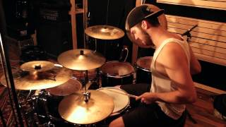 30 Seconds To Mars - Night Of The Hunter (Drum Cover by Dom Mayerhofer)