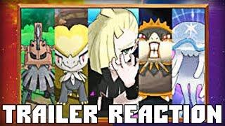 Type: Null  - (Pokémon) - POKEMON SUN & MOON ULTRA BEASTS, AETHER FOUNDATION + TYPE: NULL?! Trailer Reaction w/ TheKingNappy!