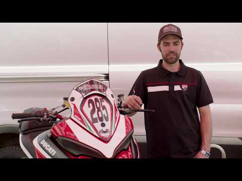 Interview with Codie Vahsholtz, 2018 Ducati Team Racer for Pikes Peak Hill Climb