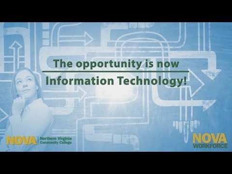 Northern Virginia Community College - Women in IT 4216