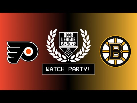 NHL Watch Party – Flyers VS Bruins with Doty!