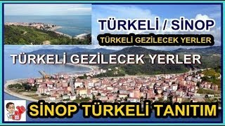Türkeli Gezilecek Yerler, Sinop Türkeli Tanıtım, Türkeli/Turkey Promotion Film