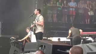 Foster The People - Ask Yourself (Live) @ Governor's Ball NYC 6.8.14