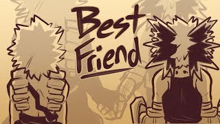 Best Friend || BNHA Animatic【Kiribaku】