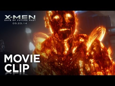 X-Men: Days of Future Past (Clip 'Opening Battle')