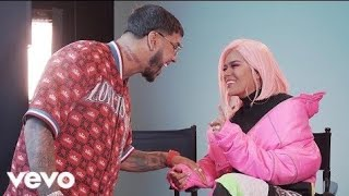 Karol G   Dices Que Te Vas [Official Vídeo]Feat. Anuel Aa