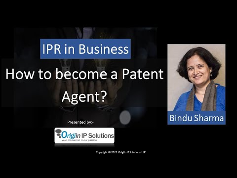 How to become a Patent Agent?   Indian Patent Examination ...