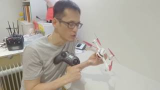 Hubsan X4 H502E - Didn't buy Elfie drone - Review - Part 4