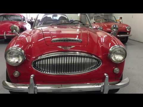 1963 Austin-Healey 3000 Mark II for Sale - CC-935065