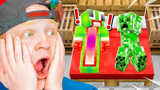 Minecrafts Most PERFECT Timing MOMENTS!