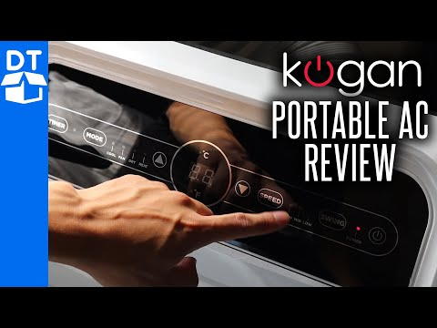 Kogan 14000 BTU Portable Air Conditioner Review & Unboxing (2019)