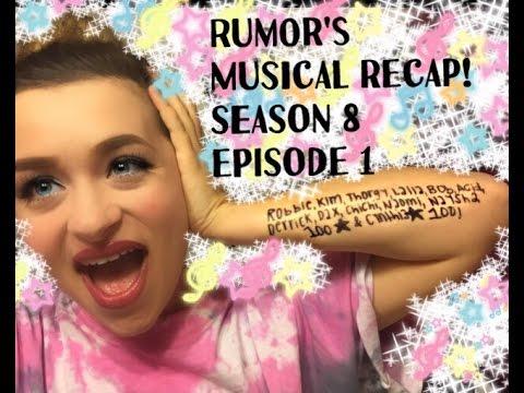 Rumor Sings: